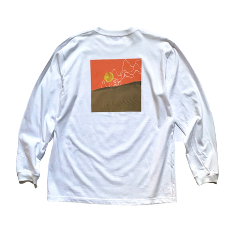 grapefruit moon L/S Tee