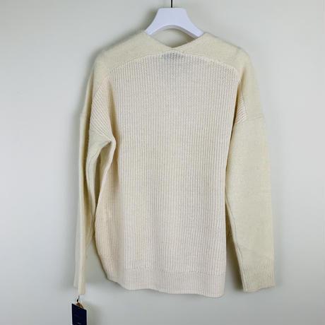 Raccoon knit