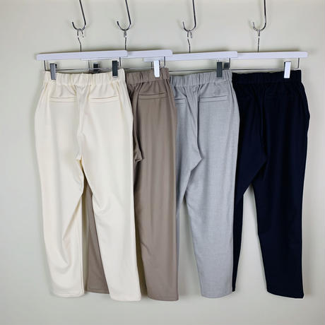 Warm  Tapered pants