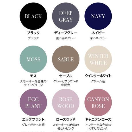 【受注生産】ロングシングレット 各種カラー レーヨンスパンデックス薄手 [YT.09RL/L]