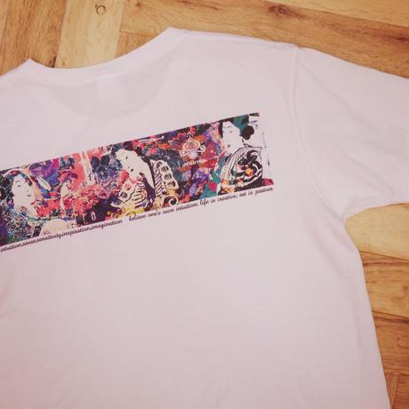 Japanese girls design T-shirts 2020/完全受注販売☆XXL
