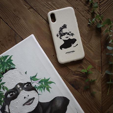 ECO iPhoneケース/Plant Fairy