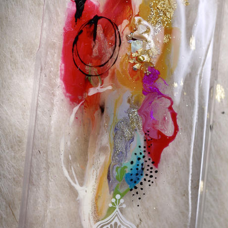 ≫ Handmade iPhone X,XS★hacu 2019-009(右)/hacu 2019-010(左)