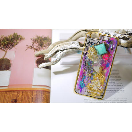 Handmade iPhone6,6s Case  008
