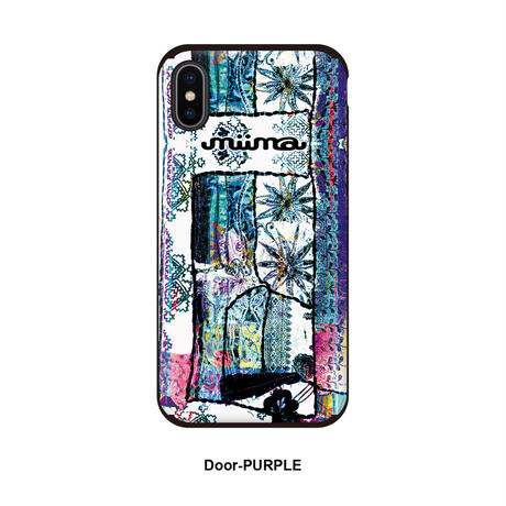 ≫  iPhoneケース★DOOR-2Design2Color