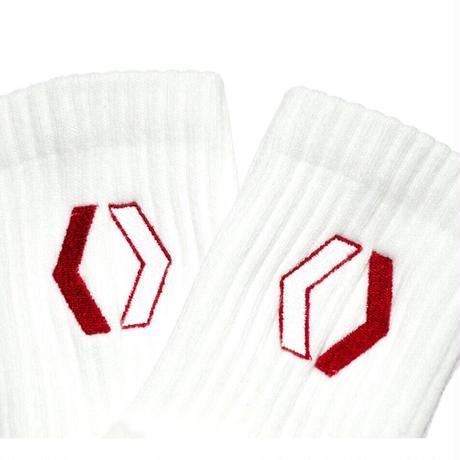 MIKAKUS AMERIB RED SOCKS S3
