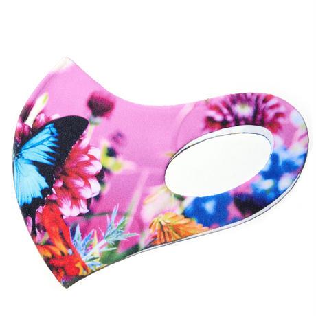 マスク | Pink Butterfly