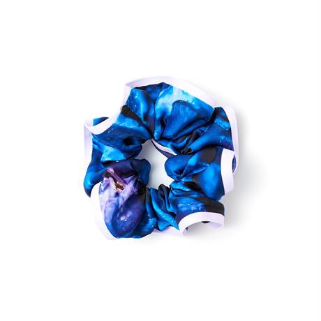 シュシュ(パイピング)| Blue Rose