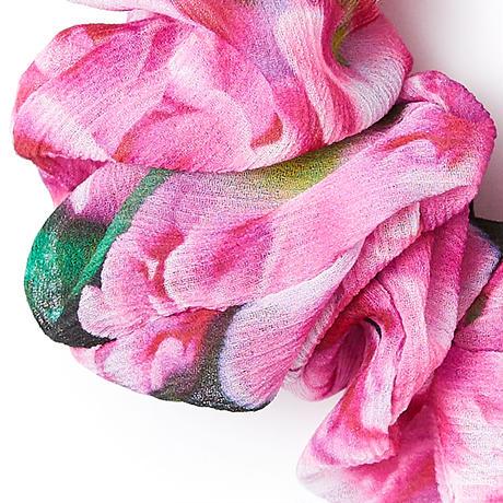 シュシュ | Pink Cyclamen