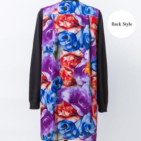 ニットワンピース | Purple Rose
