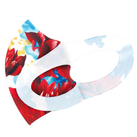 マスク | Tricolor Dahlia