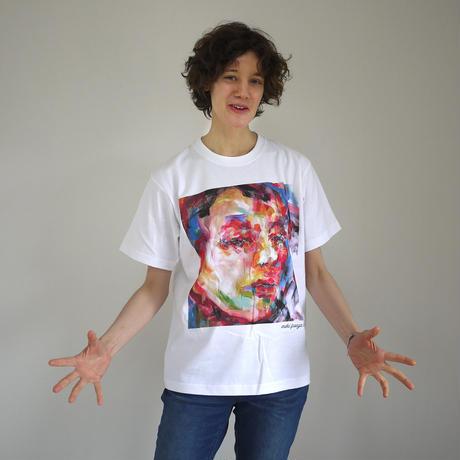 泣きたい Want to cry T-shirts〈Mサイズ〉