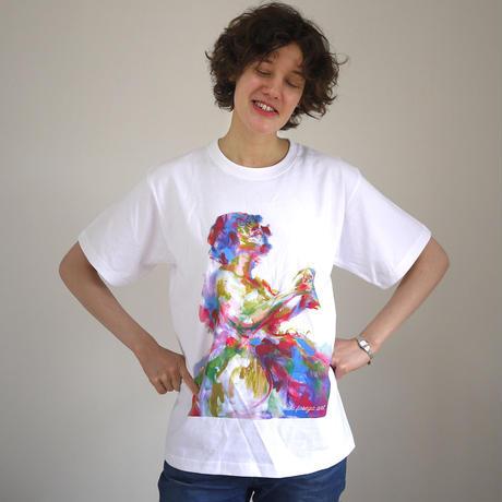 タンバリン tambourine T-shirts〈Mサイズ〉