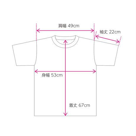 深い森 deep forest T-shirts 〈Lサイズ〉