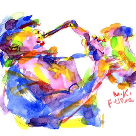 サクソフォーン〈saxophone〉