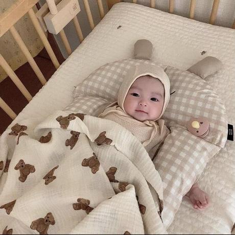 新生児用ソフトブランケット92cm