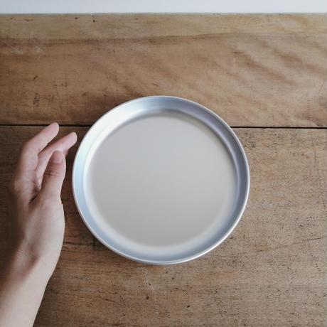 アルマイト皿 大