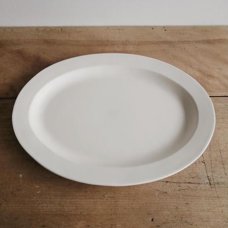 SAKUZAN Sara Oval L (楕円皿) クリーム