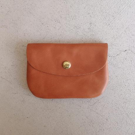 FAUCON Leather Wallte ブラウン