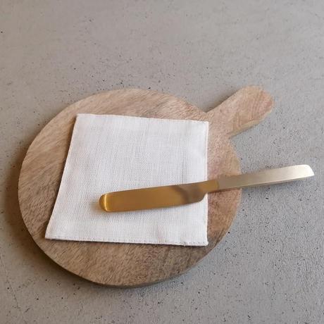 ブラス バターナイフ