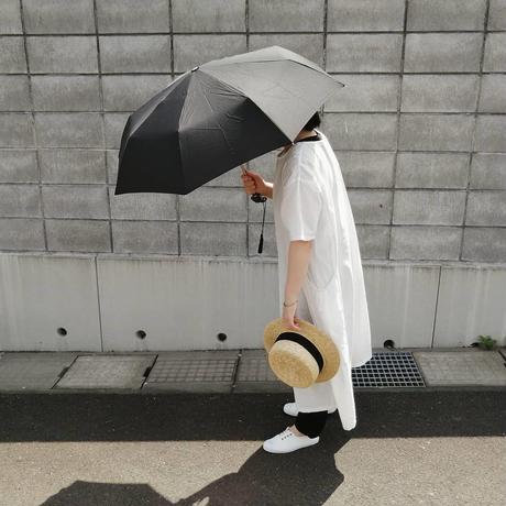 GUY DE JEAN Folding Umbrella black