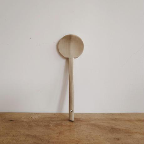 朴の木 杓子  小
