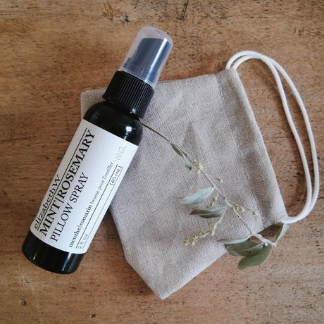 elizabethW pillow spray mint/rosemary