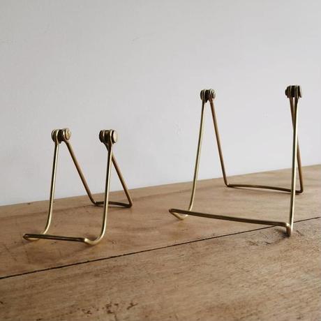 真鍮のツールスタンド L