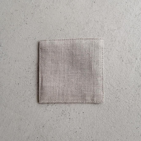 fog linen work リネンコースター ナチュラル