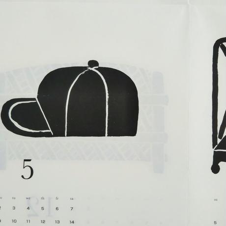 YACHIYO KATSUYAMA  2022年カレンダー