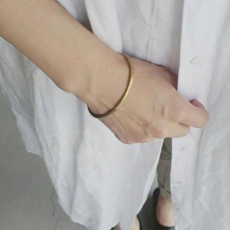 fog linen work ブラスブレスレット ドロップ