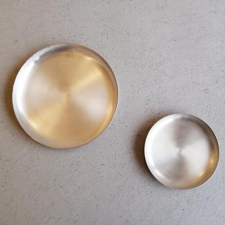 シルバープレート 円形 S