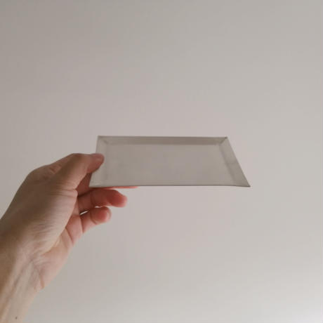 シルバープレート 長方形