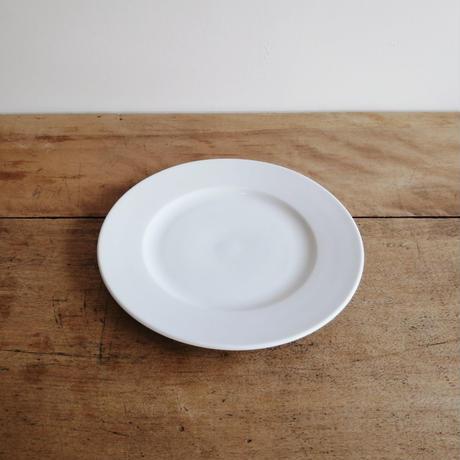 白磁のお皿 8プレート