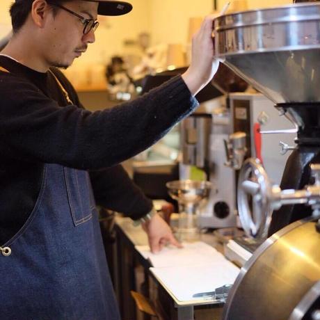 9/23 (12:30~13:30) 「ノルディックアプローチの豆を使った、ハンドドリップ・ワークショップ」by AND COFFEE ROASTERS