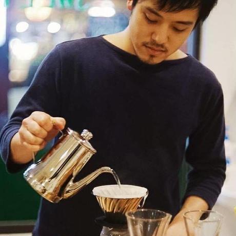 8/13 (13:30~14:30) 「アイスドリップ ワークショップ」by 4/4 SEASONS COFFEE