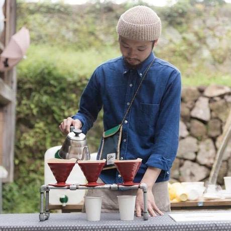 8/13 (13:30~14:30) 「初公開 ICED BREW ワークショップ」by MINEDRIP COFFEE