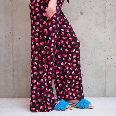 Michael Kors ペタルプリントジャンプスーツ