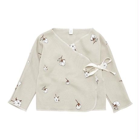 【organic zoo】Cottonfield Wrap Top