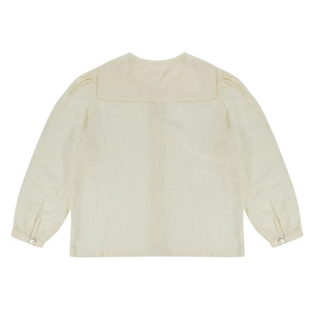 【little cotton clothes】Sidone Top Off White