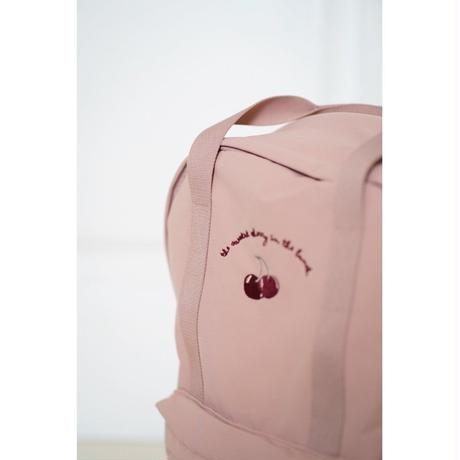 【Konges sloejd】LOMA KIDS BACKPACK JUNIOR - ROSE BLUSH