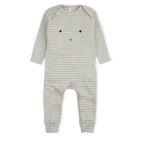 【organic zoo】bunny playsuits stripy