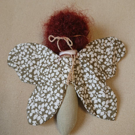 【Lilalune】butterfly - brown
