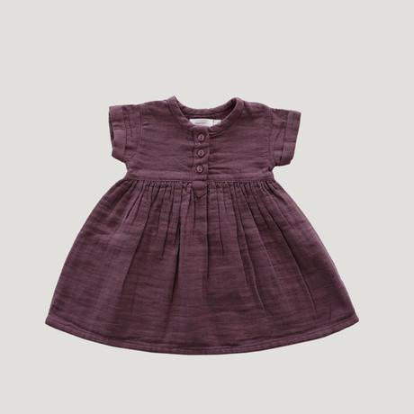 【jamie kay】Short Sleeve Dress - Twilight
