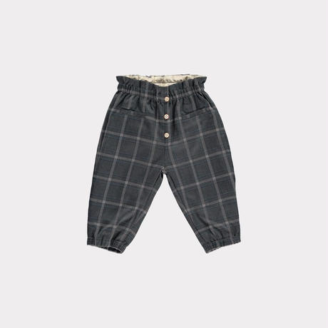 【happyology】Casey Baby Trousers, Grey Check