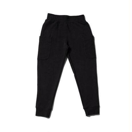 【Wynken】Relaxed Daily Pant - Black