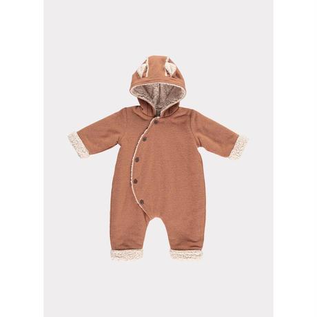 【happyology】Alvin Baby Snowsuit, Chocolate