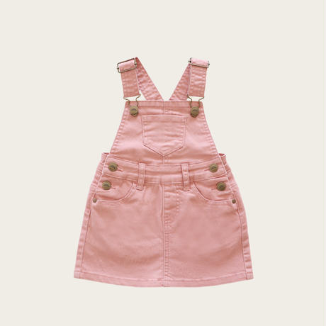 【Jamie kay】Chloe Denim Dress - Rose