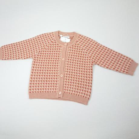 【happyology】Nellie cardigan , coral