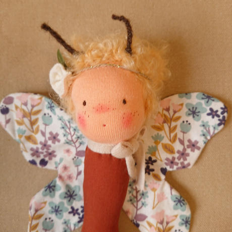 【Lilalune】butterfly - blonde
